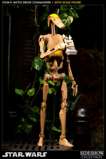 главная фотография Militaries Of Star Wars: OOM-9 Battle Droid Commander