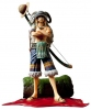 фотография Door Painting Collection Figure Monkey D. Luffy Animal ver.