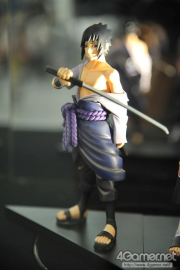 главная фотография Shinobi Relations DX Figure vol.2: Uchiha Sasuke