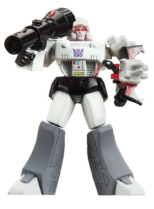главная фотография Super Collection Figure Heroes of Cybertron Wave 5: Megatron with Laserbeak