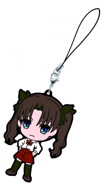 главная фотография Ichiban Kuji Kyun-Chara World Fate/Zero Part 1 Rubber Strap: Tohsaka Rin