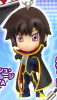 фотография Code Geass Swing Strap Figures: Lelouch Lamperouge