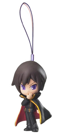 главная фотография Lelouch of the Rebellion Cellphone Strap: Lelouch Lamperouge