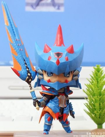 главная фотография Nendoroid Hunter: Male Swordsman – Lagia X Edition