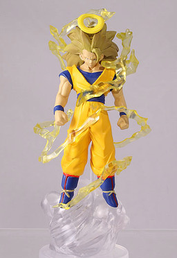 главная фотография Dragon Ball Z Imagination Figure 2: Son Goku Super Saiyan 3