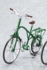 фотография ex:ride: ride.002 - Classic Bicycle: Metallic Green