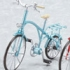 ex:ride: ride.002 - Classic Bicycle: Metallic Blue