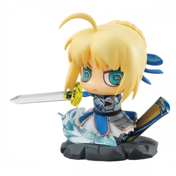 главная фотография Petit Chara Land Fate/Zero Chimitto Seihai Sensou Arc: Saber