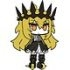Black Rock Shooter Rubber Strap: Chariot