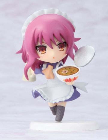 главная фотография Toys Works Collection 2.5 Shakugan no Shana III-Final- Wilhelmina not used to cooking ver.