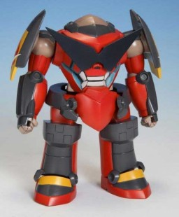 главная фотография Tengen Toppa Gurren Lagann Plain Model Collection Series: Gurren