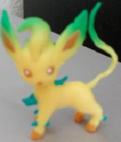 главная фотография Pokemon Monster Collection #2: Leafeon