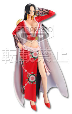 главная фотография Ichiban Kuji One Piece Girl's Collection: Boa Hancock