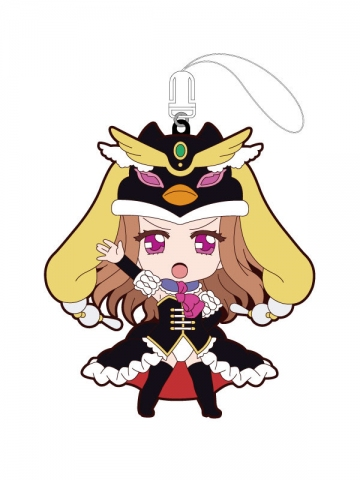 главная фотография Nendoroid Plus Trading Rubber Straps Mawaru Penguindrum: Princess of the Crystal