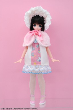 главная фотография PureNeemo Ex☆Cute Family: Antique Sweet Memory Cotton Candy Miu