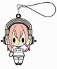 фотография Super Sonico Rubber Strap Collection: Sonico Gym uniform ver.