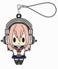 фотография Super Sonico Rubber Strap Collection: Sonico School Uniform ver.