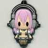 фотография Super Sonico Rubber Strap Collection: Sonico Secret ver.