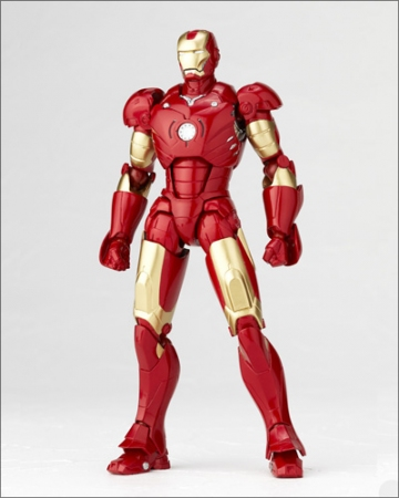главная фотография Sci-Fi Revoltech No. 036: Iron Man Mark III