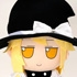 Touhou Project Plush Series EX2: Kirisame Marisa