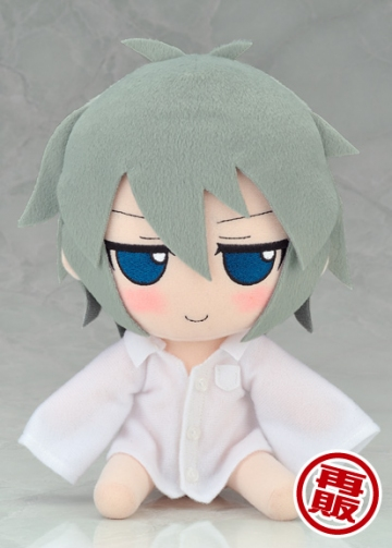 главная фотография Nitro+CHiRAL Plush Series 13: Akira White Shirt Ver.
