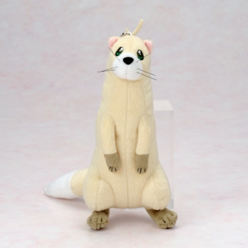 главная фотография Plush Strap Series: Yuuno Scrya Ferret Form Ver.