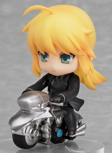 главная фотография Nendoroid Petite: TYPE-MOON COLLECTION: Saber motorbike ver.