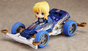 главная фотография Nendoroid Petite x Mini 4WD: Saber drives Super Saber Special