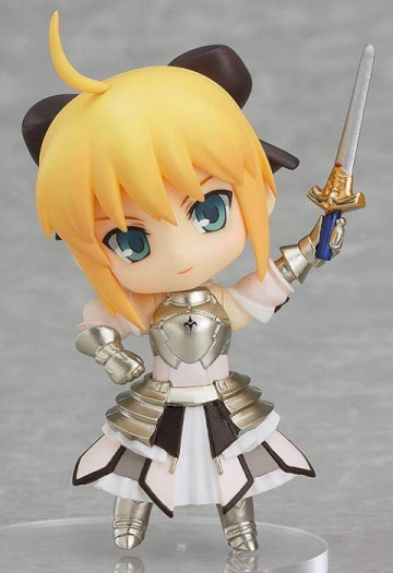 главная фотография Nendoroid Petite: TYPE-MOON COLLECTION: Saber Lily ver.