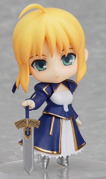 главная фотография Nendoroid Petite: TYPE-MOON COLLECTION: Saber dress ver.