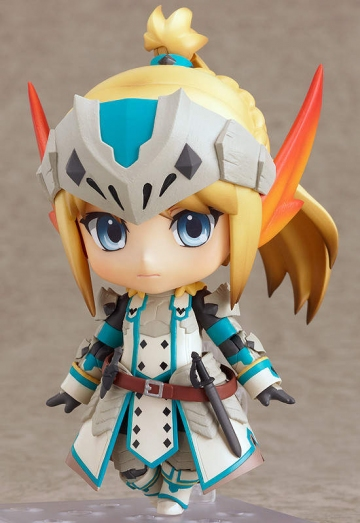главная фотография Nendoroid Hunter: Female Swordsman – Bario X Edition