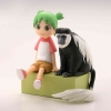 фотография Capsule Q Fraulein Yotsuba & Monochrome Animals vol.1: Yotsuba & Abyssinian Black and White Colo