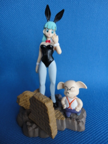 главная фотография Dragon Ball Z Imagination Part 4 Bulma Bunny and Oolong