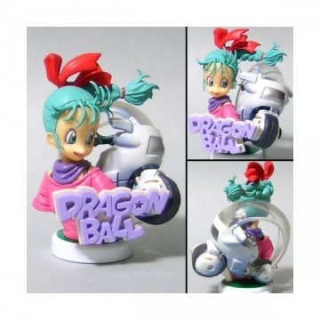 главная фотография Dragonball Z Amazing Arts Bust Figure Part 1: Bulma