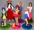 фотография Love Hina Limited Edition DVD Promo Figures: Mitsune Konno