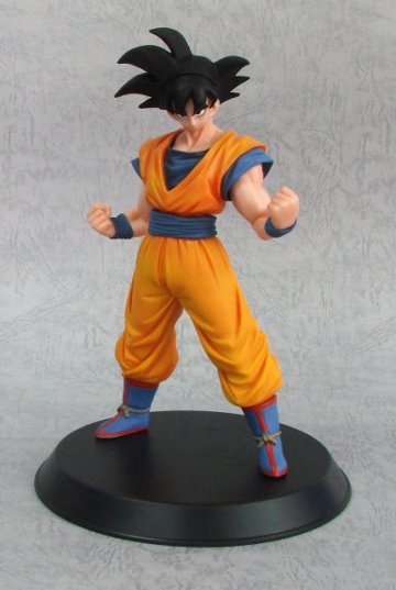 главная фотография Dragon Ball Z HQ DX Vol. 3 Figure 05: Son Goku