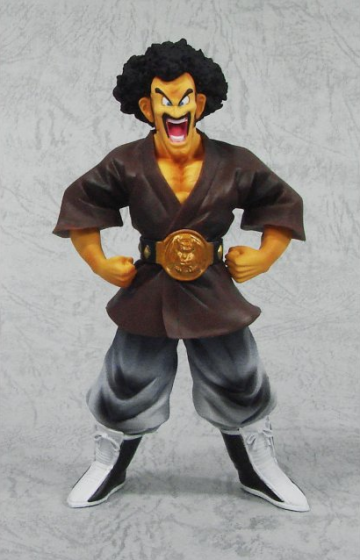 главная фотография Dragon Ball Z High Spec Coloring Figure Vol. 4: Mr. Satan