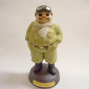 главная фотография Music Box Porco Rosso Flight Suit Ver.