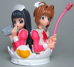 главная фотография HG Card Captor Sakura part 1: Kinomoto Sakura and Daidouji Tomoyo