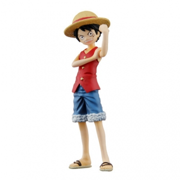 главная фотография Half Age Characters One Piece Promise of the Straw Hat: Monkey D. Luffy