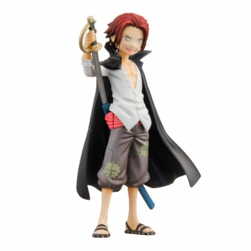 главная фотография Half Age Characters One Piece Promise of the Straw Hat: Red-Haired Shanks