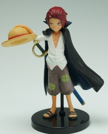 главная фотография Half Age Characters One Piece Promise of the Straw Hat: Red-Haired Shanks Secret Ver.
