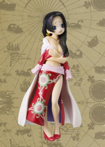 главная фотография Half Age Characters One Piece Girls Party!: Boa Hancock Ver. A