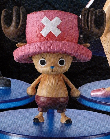 главная фотография One Piece High Spec Coloring Figure Vol. 2 & Vol. 4: Tony Tony Chopper