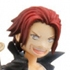 Half Age Characters One Piece Promise of the Straw Hat: Red-Haired Shanks
