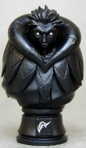 главная фотография Fate/Zero Chess Piece Collection: Caster Black Ver.