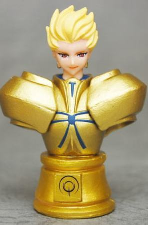 главная фотография Fate/Zero Chess Piece Collection: Gilgamesh Colored Ver.