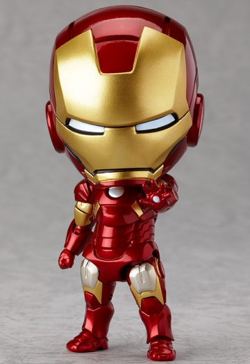 главная фотография Nendoroid Iron Man Mark 7: Hero's Edition