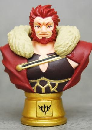 главная фотография Fate/Zero Chess Piece Collection: Rider Colored Ver.
