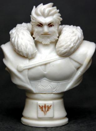 главная фотография Fate/Zero Chess Piece Collection: Rider White Ver.